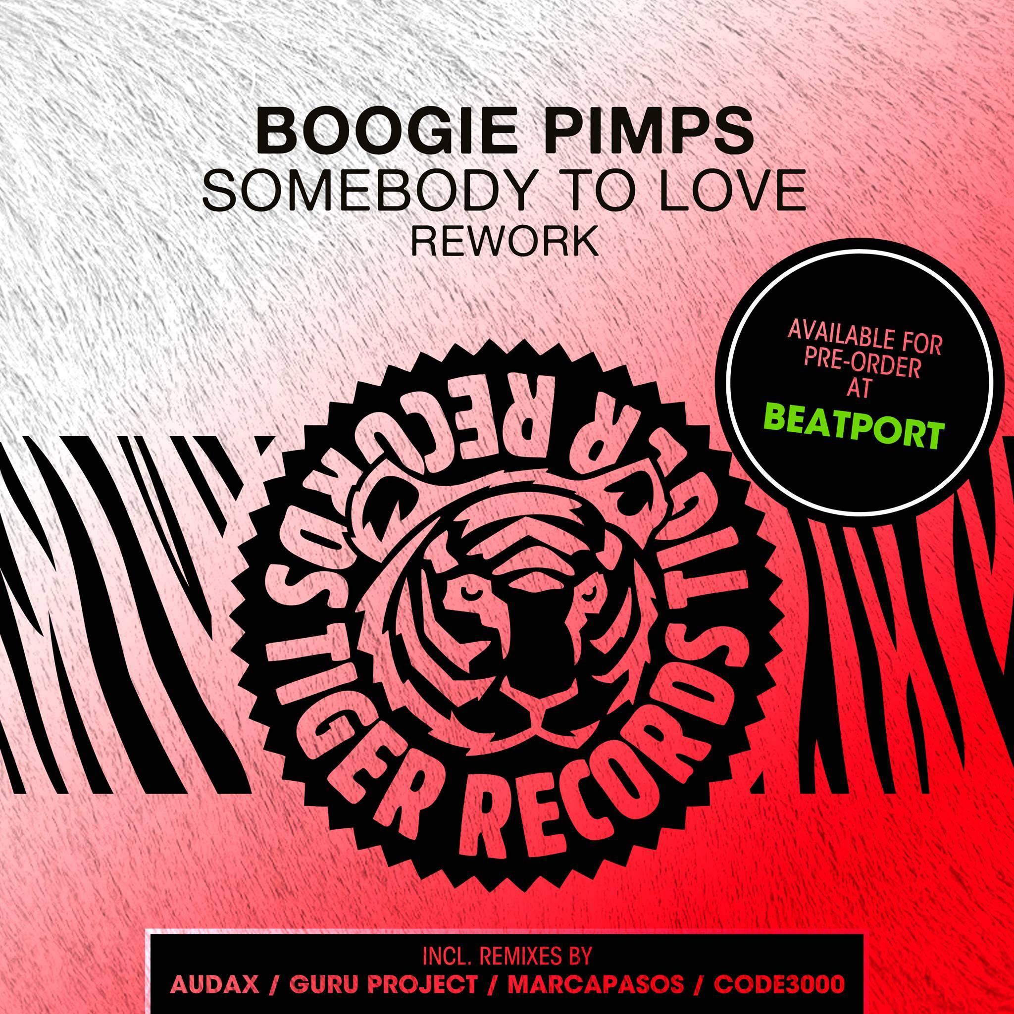 Somebody to Love - Rework